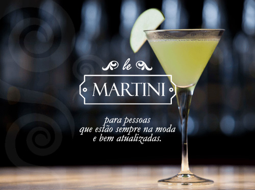 Especial de Drinks - Martini - Candice Cigar Co