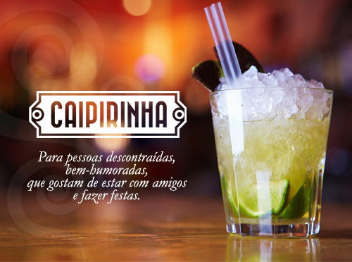 Especial de Drinks - Caipirinha - Candice Cigar Co